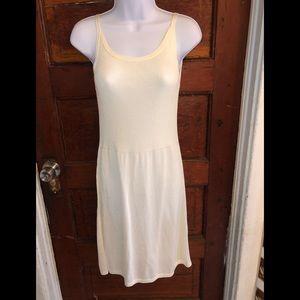 Sisley Ivory Dress